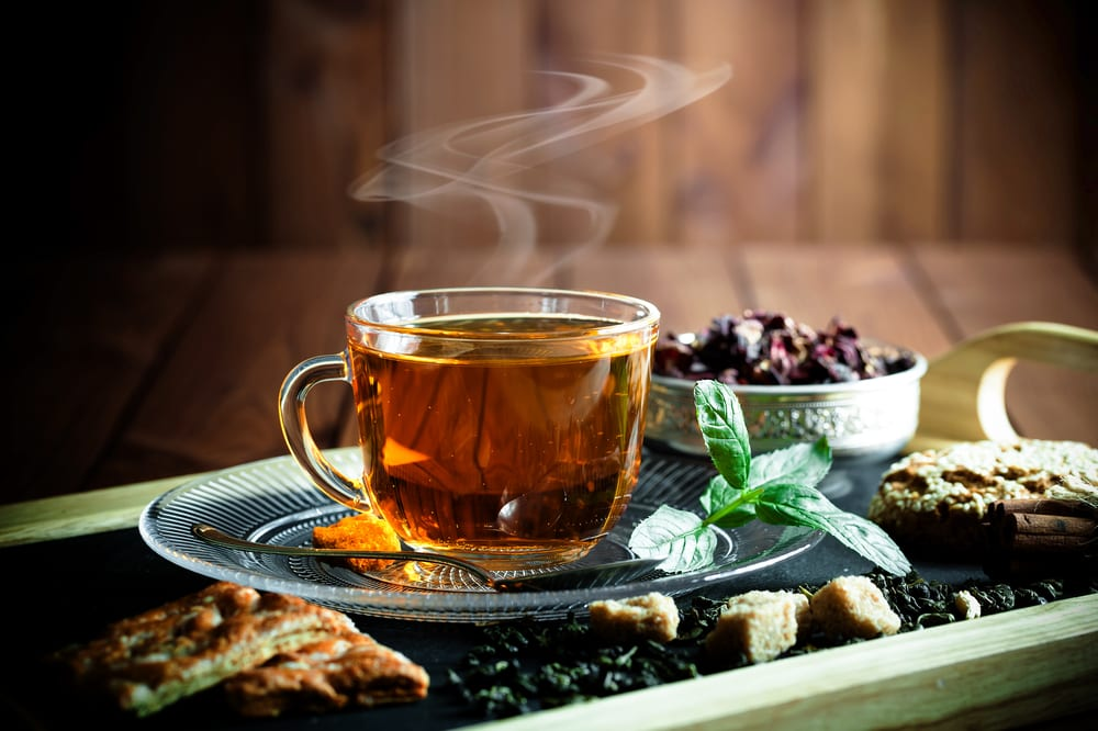 Have a cup of tea ! 3:P.M -6P.M