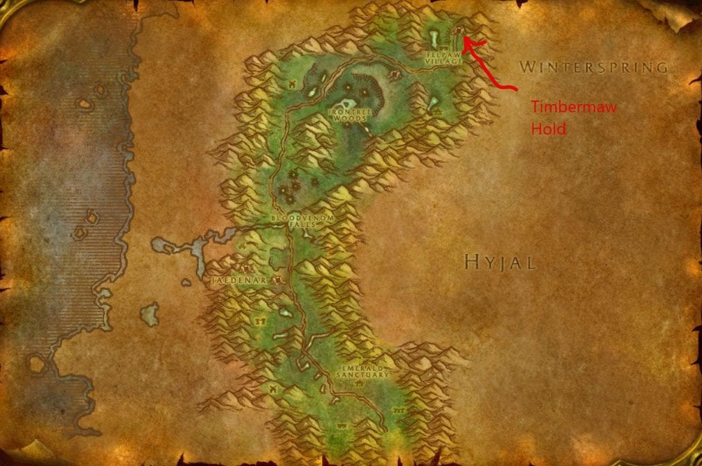 How to get Moonglade classic? 3 easy options.